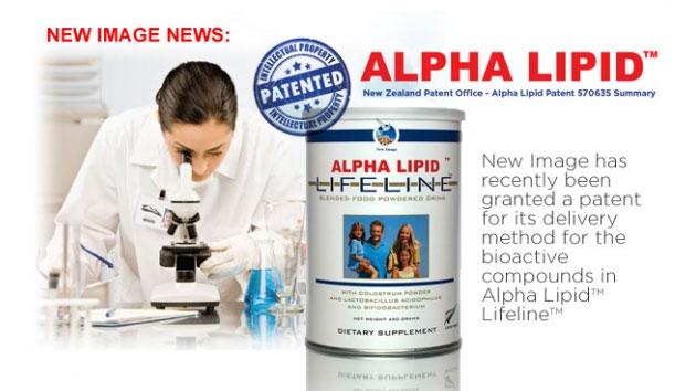 Công nghệ độc quyền alpha lipid – 8 -2010