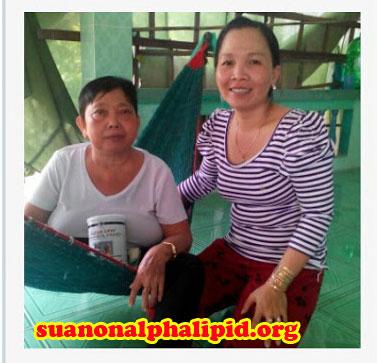 Cô Nguyễn Thị Bảy hiện ở Cần Thơ