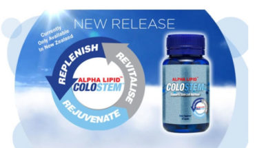 alpha lipid colostem