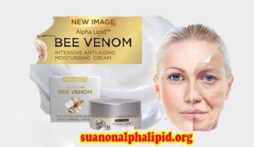 Alpha Lipid™ Bee Venom – Dưỡng ẩm chuyên sâu – Ngăn ngừa lão hóa
