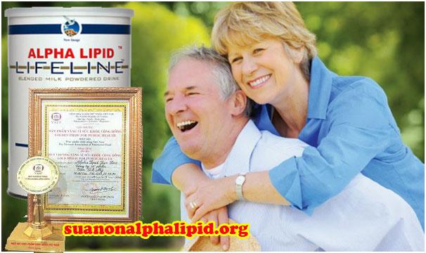 Sữa non Alpha Lipid với những chứng nhận về lợi ích sức khỏe