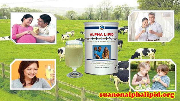 non Alpha Lipid Lifeline phù hợp cho mọi người