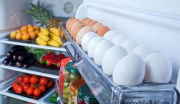 6 LƯU Ý bà nội trợ cần biết khi bảo quản trứng trong tủ lạnh