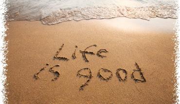 Cuộc sống này là một điều rất tốt đẹp
